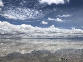 天空の鏡はアメリカにも!絶景穴場スポット ボンネビル・ソルトフラッツ