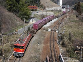 広島近郊…山陽路の難所を行く貨物列車を撮る~JR山陽本線乗り撮り歩き