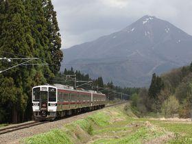 会津磐梯山が美しい!のんびり会津路の旅~JR磐越西線乗り撮り歩き