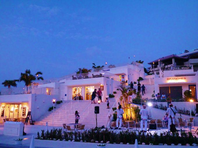 沖縄・那覇空港から15分のリゾート「瀬長島ウミカジテラス」と「琉球温泉 瀬長島ホテル」