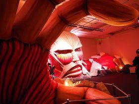東京に60m級巨人襲来!上野の森美術館「進撃の巨人展」はココが凄い!|東京都|[たびねす] by Travel.jp