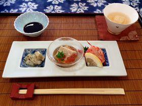 大三島で豪快・新鮮な海の幸!料理旅館『富士見園』でしまなみを堪能~!