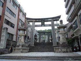 長崎くんちで名高い諏訪神社、パワースポット巡り~長崎市~