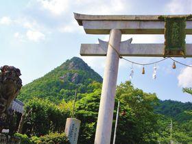 これぞ神体山!天狗が護る真のパワースポット!滋賀県東近江市の『太郎坊宮』