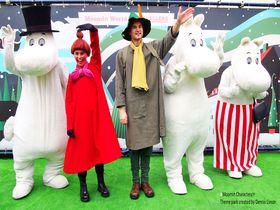 名古屋『TRAVELLERS in 北欧クリスマスストリート』徹底ガイド!ムーミン一家初来日!|愛知県|[たびねす] by Travel.jp