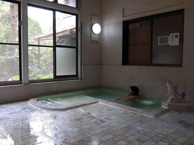 八代・日奈久温泉で自家源泉かけ流しの隠れた名湯「旅館幸ヶ丘」
