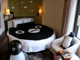 思わずキュン!池袋・ホテルメトロポリタン「Suicaのペンギンルーム」で特別な1日を!|東京都|[たびねす] by Travel.jp