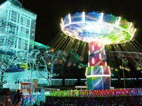 絶叫系イルミネーション!「よみうりランド」で2倍楽しむ方法|東京都|Travel.jp[たびねす]