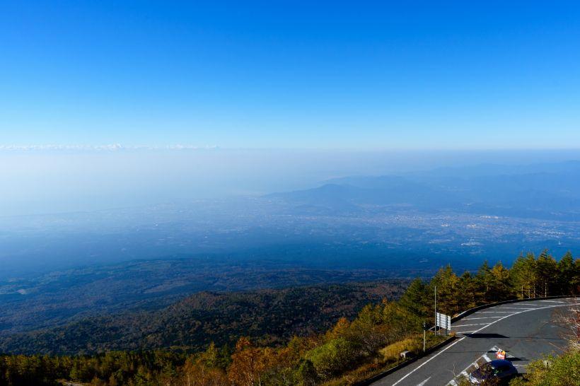 マイカーで行ける日本最高所!静岡・富士山スカイラインをドライブしよう!