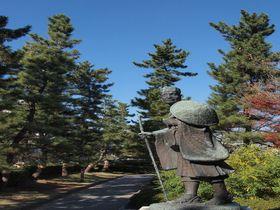 おくのほそ道の風景地・草加松原遊歩道を歩こう