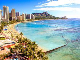 関空からハワイまで直行便のあるLCC2社を徹底比較!どちらがお得で便利?