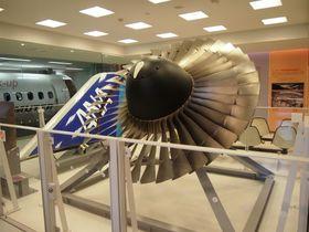 鹿児島空港の穴場 無料観光スポット「航空展示室ソラステージ」