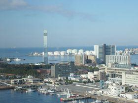 千葉港や京浜工場地帯を一望!「カンデオホテルズ千葉」スカイスパも魅力