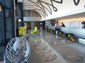 羽田空港から数分でベッドの中へ!「ロイヤルパークホテル ザ 羽田」がすごい|東京都|Travel.jp[たびねす]