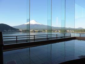 富士山・温泉・グルメ。3拍子が揃う贅沢宿「湖山亭うぶや」