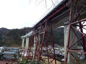 兵庫県絶景スポット!日本海を眺望する展望台『余部鉄橋 空の駅』
