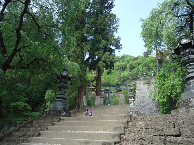 群馬県妙義山~由緒に隠された強いパワーと信仰「妙義神社」