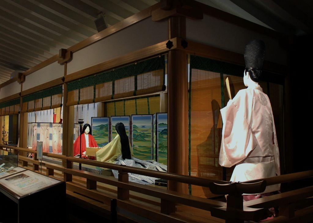 平安絵巻の世界が広がる!京都・宇治市源氏物語ミュージアム ...