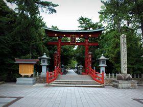 日本三大鳥居が出迎え!北陸道総鎮守・気比神宮~福井県敦賀市