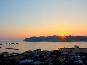 黒潮+朝日=絶景!本州最南端リゾート「串本ロイヤルホテル」