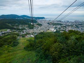夏の昼間も見所満載!小樽「天狗山」4つのツウな楽しみ方 北海道 Travel.jp[たびねす]
