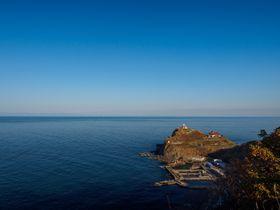 祝津パノラマ展望台は小樽の絶景スポット!日本海を一望しよう
