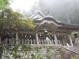 世界遺産のパワースポットめぐり~熊野古道の三つの神社
