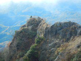 長野県「戸隠山の蟻の塔渡り」を越えて戸隠そばで乾杯!