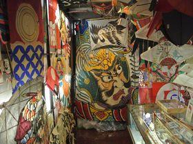 創設者は老舗洋食店創業者!?日本橋の隠れた穴場・凧の博物館を覗いてみよう!!|東京都|[たびねす] by Travel.jp