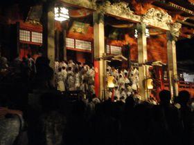 幸せを奪い合え!!鶴岡市・出羽三山神社の「花祭」7月開催!