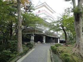 秋田市で感じる城ロマン!久保田城址と秋田城跡を巡ろう