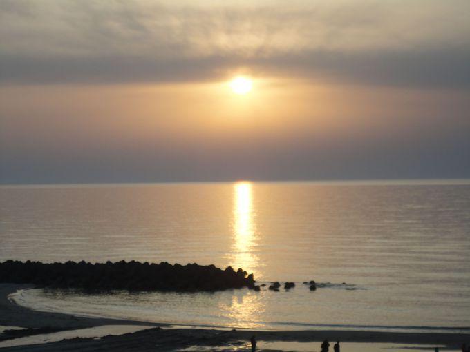 日本海の絶景を臨む!鶴岡・湯野浜温泉「海辺の宿 福住」