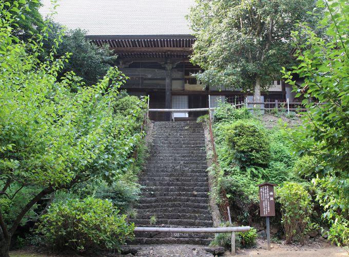 七不思議伝説のあるパワースポット!栃木市「太平山大中寺」