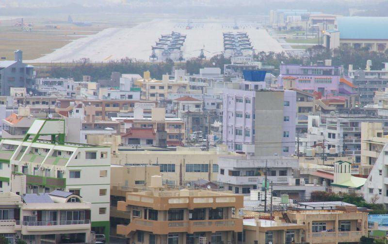 宜野湾市 街並み に対する画像結果