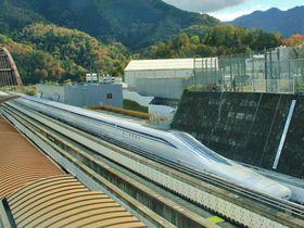 時速500kmで疾走!山梨県立リニア見学センターへリニア中央新幹線を見に行こう