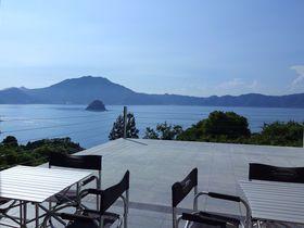 しまなみ海道~大三島の美しい空と海のアートスポット♪
