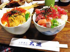 話題の絶品海鮮丼と塩のスイーツ?!しまなみ海道 大三島