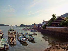 癒される港町・鞆の浦~歴史ある建物でくつろげる贅沢な時間