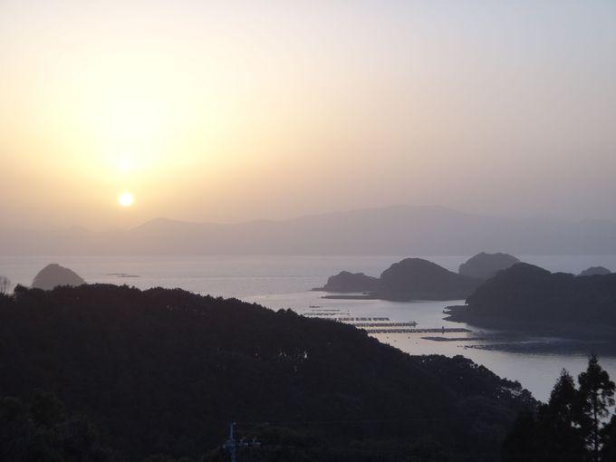 日本本土最西端の民宿!佐世保「海の幸」で美しい夕日と大盛りのお刺身を堪能