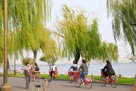 中国一美しい夕陽スポット杭州・西湖でやりたいこと