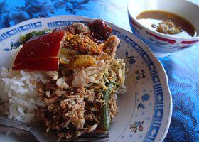 バリのヒンドゥー教が生んだ名物料理「バビ・グリン」