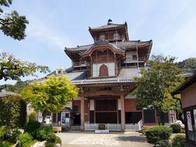 高さ13メートル超!岐阜市正法寺のかご大仏をじっくり拝観