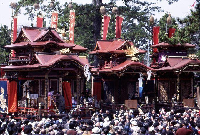 子ども歌舞伎に拍手喝采!「長浜曳山まつり」は日本三大山車祭のひとつ