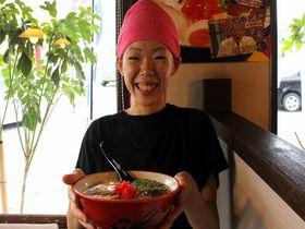秘密のケンミンSHOWでも大人気!那須塩原のマヨ豚骨麺|栃木県|[たびねす] by Travel.jp
