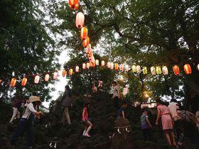 台東区・小野照崎神社で富士登山!?山開きで開運&限定御朱印も!|東京都|Travel.jp[たびねす]
