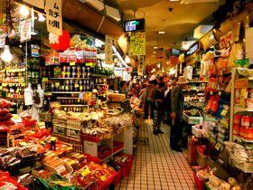 まるでアジアの市場!東京・アメ横センタービル「地下食品街」|東京都|[たびねす] by Travel.jp