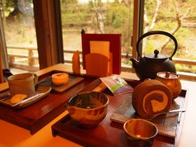 滋賀県・三井寺のお寺カフェ!本寿院「ながら茶房」で近江の特産を味わおう
