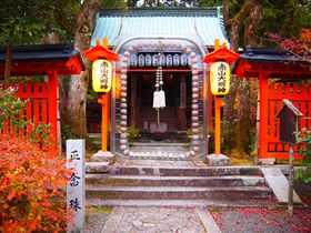 朱に彩られる巨大な数珠!京都「赤山禅院」でしみじみ味わう洛北の秋