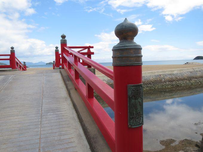 さぬき市「津田の松原」恋活スポットめぐり!願い橋・叶え橋を渡ると最速で願いが叶う!?