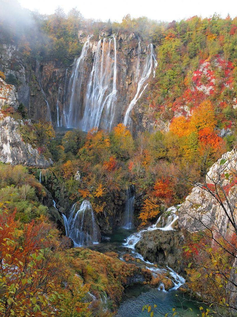 プリトヴィツェ湖群国立公園の画像 p1_9